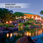 GRAND HYATT<sup>®</sup> Kauai Resort and Spa